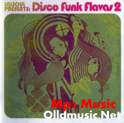 Various - Disco Funk Flavas 2 (CD)