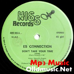 E.S. Connection - Don't Take Your Time - 12'' - 1984