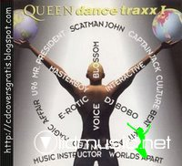 Queen Dance Traxx I - 1996