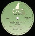 "Gianco - Old Night Flight 12"" Maxi [Rare]"
