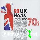 UK No 1's - The 1970's