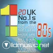 UK No 1's - The 1980's