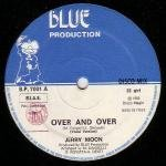 "Jerry Moon - Over and Over 12"" Maxi [Rare]"