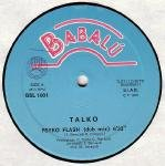 "Talko - Psyko Flash 12"" Maxi [Rare]"