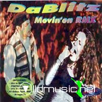 Da Blitz -  Movin' On (Remixes) - 1995