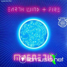 Earth, Wind & Fire - Magnetic - 12'' - 1983