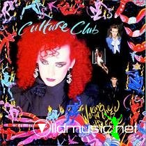 Culture Club - Waking Up With The House On Fire : 1984