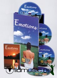Emotions 4cd box