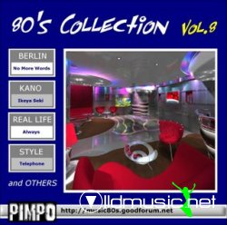 VA - 80's Collection Vol.8