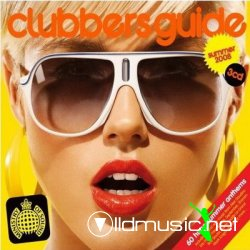 MOS: Clubbers Guide Summer 2008: 60 Huge Summer Anthems [3CD] 2008