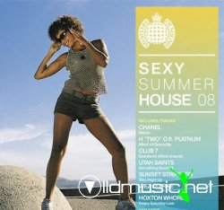 Ministry Of Sound: Sexy Summer House 08 (2008)