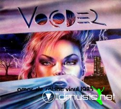 Vocoder - Amor De Robot Maxi-Single 1985