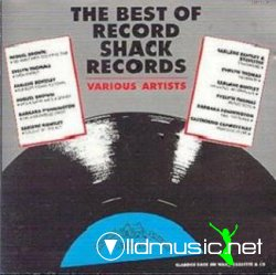 Various - The Best Of Record Shack Records 1989