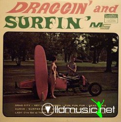 The Jalopy Five - Draggin' and Surfin (1963)