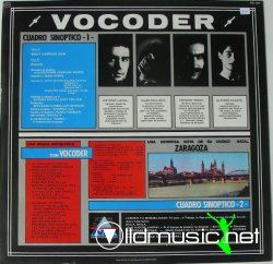 Vocoder - Radio. Vinyl, 12, 45 RPM, Maxi-Single 1984