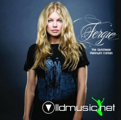 Fergie The Dutchess - Platinum Edition 2 cd's