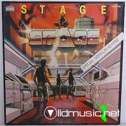 Stage - Ocean Of Crime (Vinyl, 12) 1985
