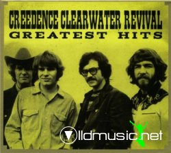 Creedence Clearwater Revival - Greatest Hits 2008 (2 CD)
