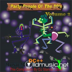 VA - Party People Of The 80's Vol.01 & 02