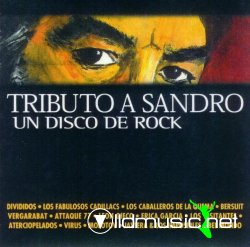 TRIBUTO A SANDRO - Un Disco De Rock (1999)