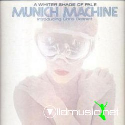 Munich Machine Introducing Chris Bennett - A Whiter Shade Of Pale 1978
