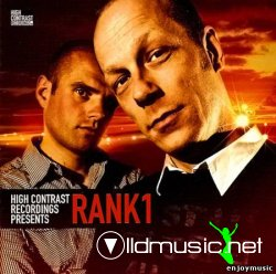VA - High Contrast Recordings Presents Rank 1