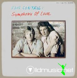 Fair Control - Symphony Of Love - 12'' - 1986