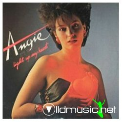 Angie St. Philip - Light Up My Heart (Remix) (Vinyl, 12, Maxi-Single) 1985