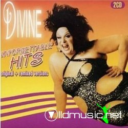 DIVINE - Unforgettable Hits (Original And Remixed) 2 CD