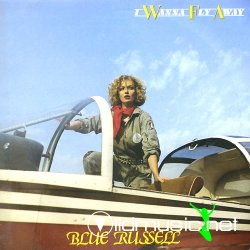 Blue Russell - I Wanna Fly Away Maxi (Rare)
