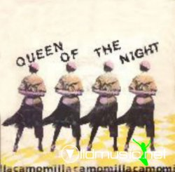 Camomilla - Queen Of The Night Ep' (Rare)