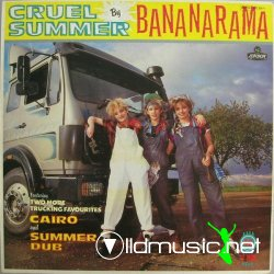 "BANANARAMA - Cruel Summer (12"" Maxi Single) 1983"