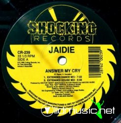 Jaidie - Answer My Cry (Vinyl, 12, Maxi-Single) 1990