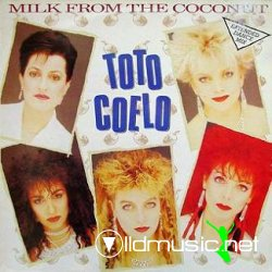 Toto Coelo - Milk From The Coconut (Vinyl, 12) 1983
