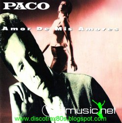 PACO - Amor De Mis Amores (Maxi Single) 1988