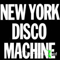 New York Disco Machine - New York Disco Machine (1978)