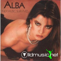 Alba - Only Music Survives CDM [Rare]