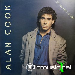 Alan Cook - Do You Want To Stay With Me 12
