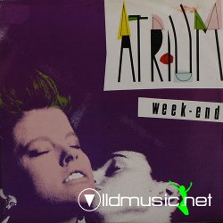 "Atrium - Week-End 12"" Maxi [Rare]"