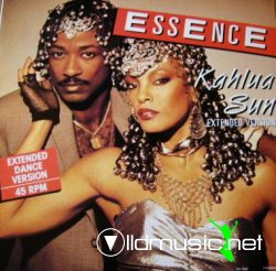 Essence - Kahlua Sun Maxi-Single Vinyl, 12'' 1985