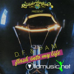 D.F.& Pam - Flash Into My Life 12