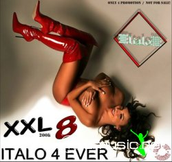 Italo 4 Ever Classics XXL 08 -CD-2008