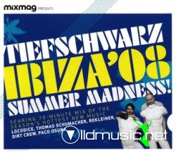 Mix Mag - Tiefschwarz - Ibiza '08 Summer Madness!