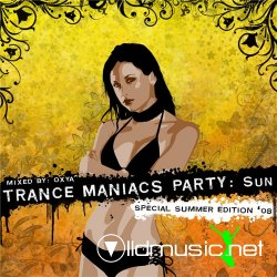 Trance Maniacs Party - Sun (Special Summer Edition '08)