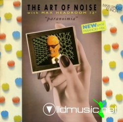 THE ART OF NOISE - Paranoimia (The Paranoid Mix) (12inch) 1986