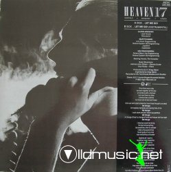 "HEAVEN 17 - Let Me Go! (Vinyl, 12"") 1982"