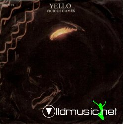 YELLO - Vicious Game (Vinyl, 12