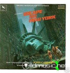 Escape From New York Die Klapperschlange SOUNDTRACK RAR