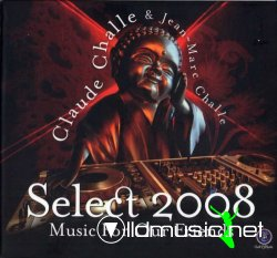 VA - Claude Challe Presents : Select 2008 - Music for our friends- 2CD -(FASHiON.iTALY) -2008