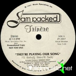 Trinere - They're Playing Our Song (single Vinyl 12